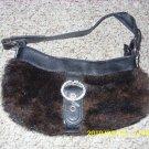 Vintage Fur Clutch Purse