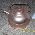 Vintage Copper Teapot