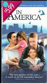 In America, VHS Movie