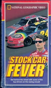 Stock Car fever, National geographic Video