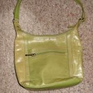 Stone and Company Green leather purse
