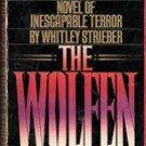 The Wolfen by Whitley Scrieber, 1978