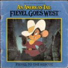 An American Tail: Fievel Goes West, Fievel to the Rescue