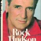 Rock Hudson, His Own Story by Rock Hudson, Sara Davidson, 1986