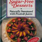 Sugar-Free Desserts: Naturally Sweetened with Fruit & Juice