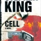 The Cell, A Novel by Stephen King (SIGNED)