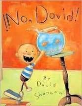 No, David by David Shannon