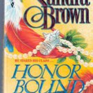 Honor Bound by Sandra Brown, 1993