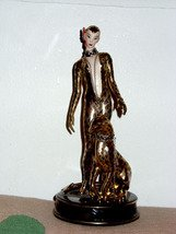 Leopard Limited Edition Figurine from House of Erte Collection