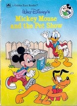 Mickey Mouse and the Pet Show by Joan Phillips