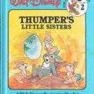 Walt Disney's Thumpers Little Sister