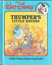 Walt Disney's Thumpers Little Sister