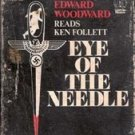 Eye of the Needle by Ken Follett (Vintage Cassette Book)