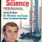 Popular Science Magazine, January 1963