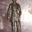 Robert E Lee Civil war Pewter Figurine