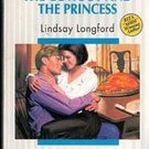 The Cowboy and the Princess by Lindsey Longford