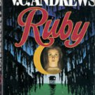 Ruby by V C Andrews Hardback 1994