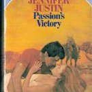 Passions Victory by Jennifer Justin