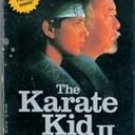 The Karate Kid, Part II by B B Hiller 1986