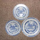 Imperial Blue Palace China Place Setting, apx. 1970