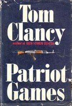 Patriot Games by Tom Clancy, 1987