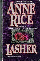 Lasher by Anne Rice , paperback 1995