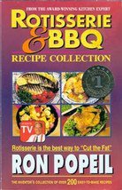 Rotisserie & BBQ Recipe Collection by Ron Popeil