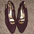 Amerati Ladies Brown dress Sandal, Size 9 1/2