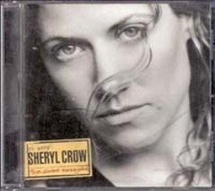 The Globe Session by Sheryl Crow (Music CD)