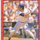 1990 Donruss 316 Mike Scioscia, Los Angles Dodgers