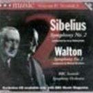 BBC Music,  Sibelius, Symp. No. 2 and Walton Symphony No 2