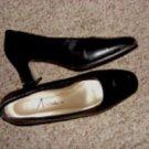 Black Ladies Heels by Annie, Size 6 1/2 M