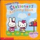 Hello Kitty Stationery Activity book By Kris Hirschmann