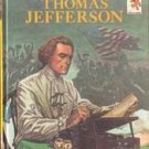 Meet  Thomas Jefferson by Marvin Barrett., 1967