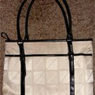 Nine West Cream Ladies tote Purse