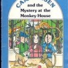 Cam Jansen and the Mystery of the Monkey House by David A Adler
