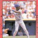1990 Donruss Baseball Card 212, Darnell Coles, Seattle Mariners