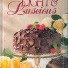 Light & Luscious by Oxmoor House