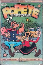 Popeye and other Cartoon Treasures (DVD)