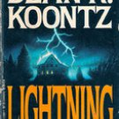 Lightning by Dean Koontz, 1989