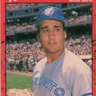 1990 Donruss Card 682 Xavier Hernandez, Toronto Blue Jays