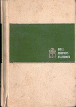 The Book of Life: Bible Prophets Statesmen by Newton M Hall, Irving F Wood