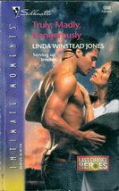Truly, Madly, Dangerously by Linda Winstead Jones