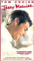 Jerry McGuire starring Tom Cruise (VHS)
