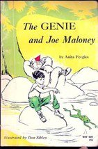 The Genie and Joe Maloney by Anita Fengles, 1965