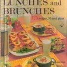 Lunches and Brunches from Better Homes and Gardens, 1963