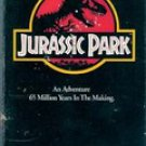Jurassic Park (VHS Movie)