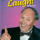 Carl Hurley: Might as Well Laugh, VHS Comedy Video