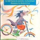 The Braggin Dragon by Bill Martin Jr., John Archambault (Publishers Review Copy)