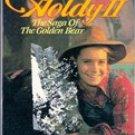 Goldy II The Saga of the Golden Bear (VHS Movie) 1986